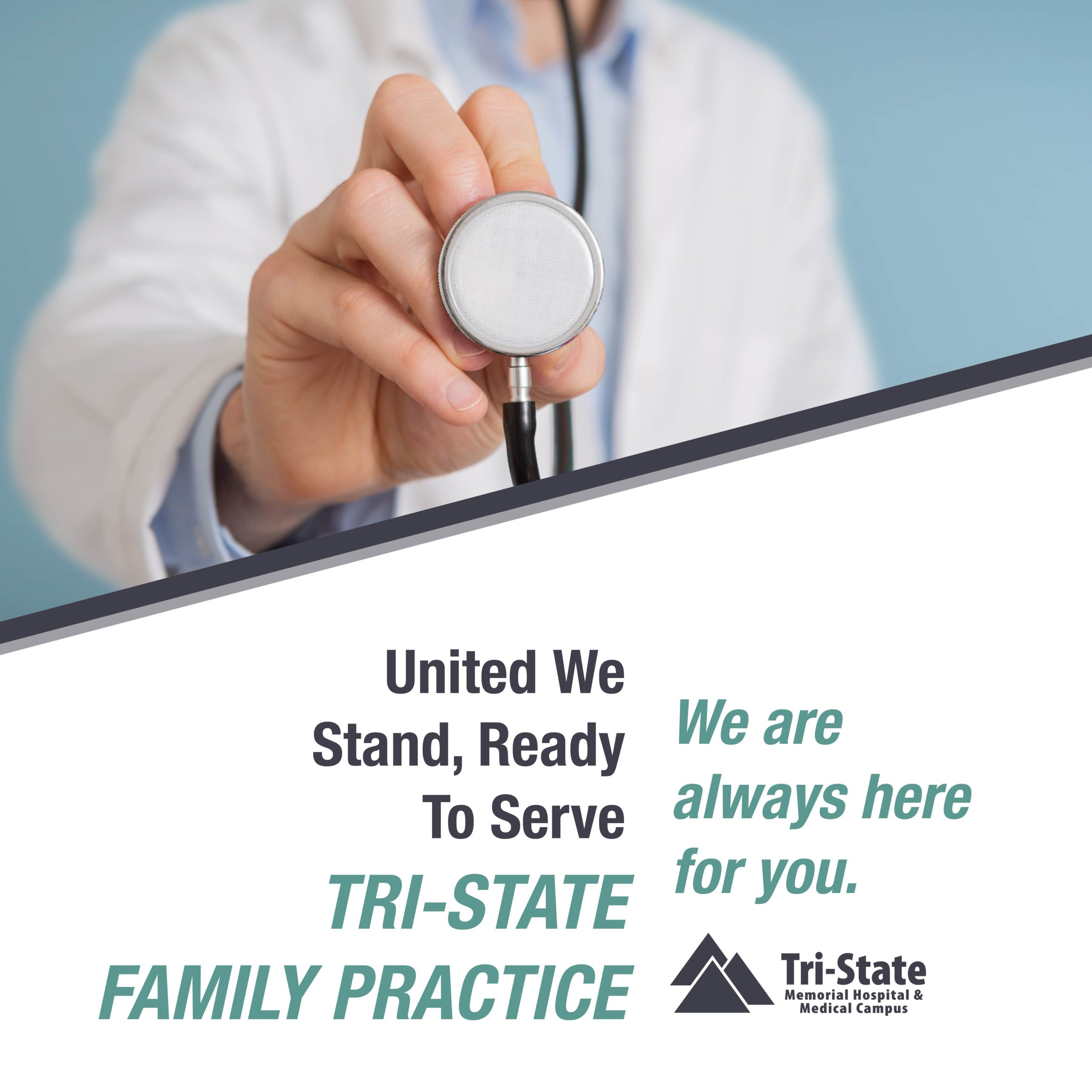 Tri-State Family Practice: Ready to Serve