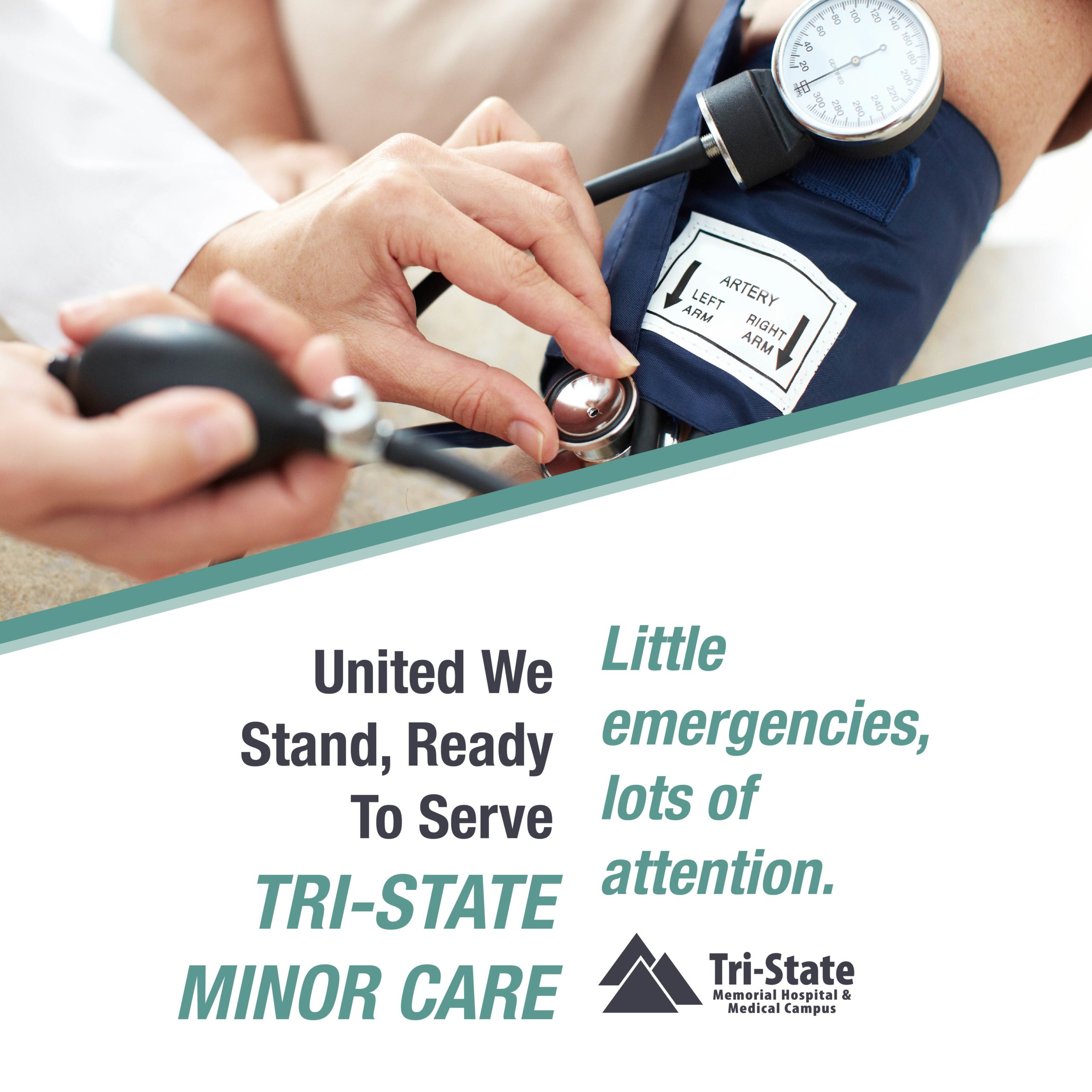 Minor Care Center: Ready to Serve
