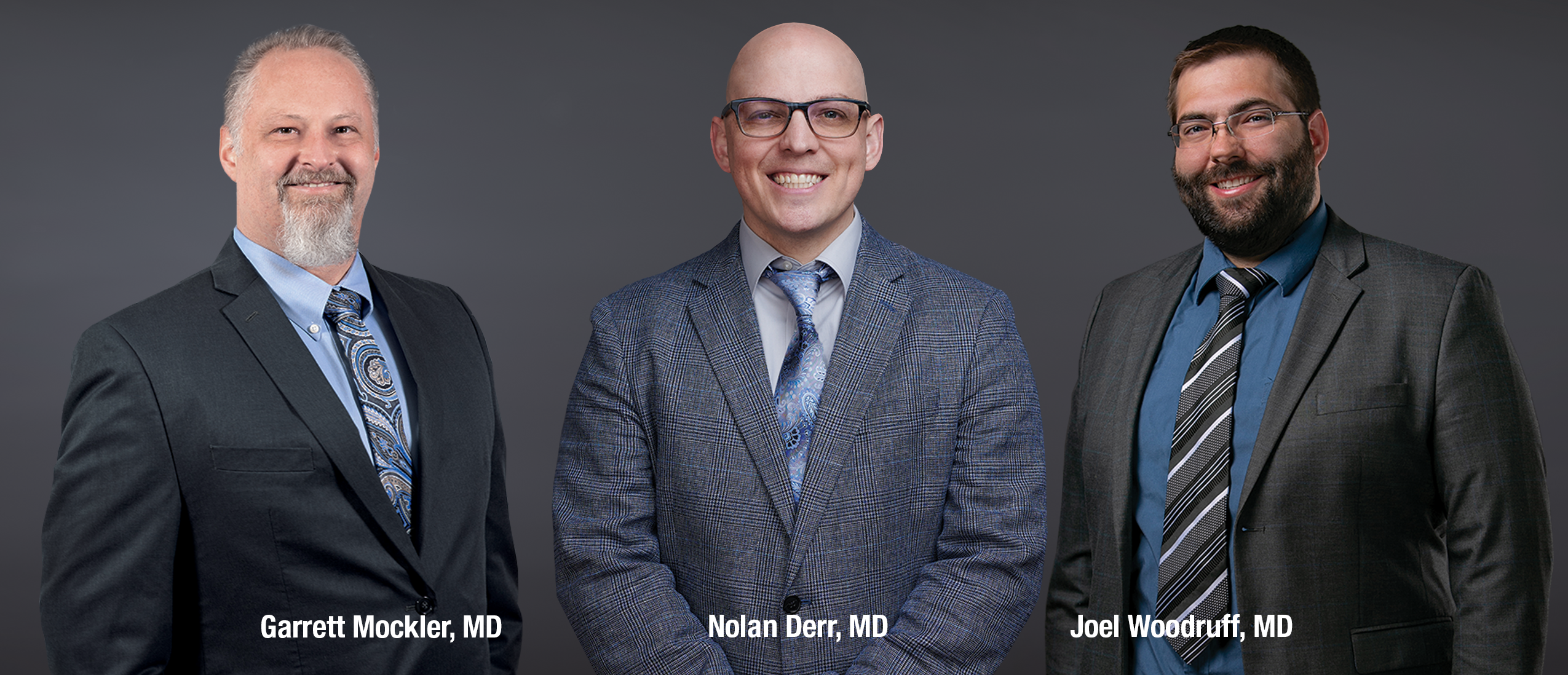 Tri-State Memorial Hospital welcomes three new physicians this summer!
